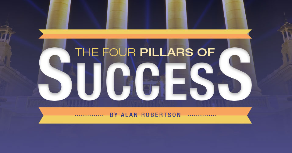 The Four Pillars Of Success