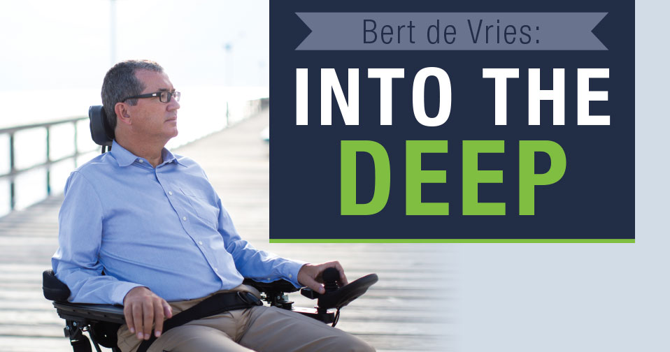 Bert de Vries: Into The Deep