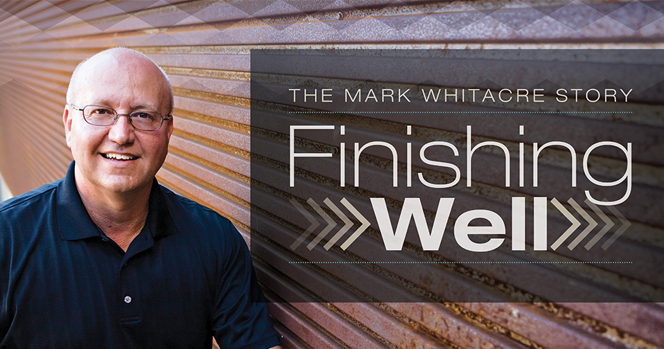 Finishing Well: The Mark Whitacre Story
