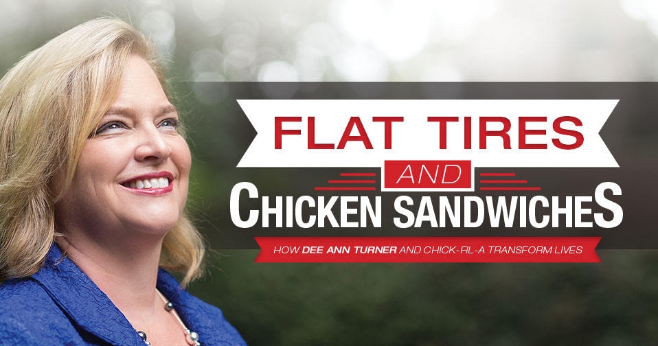 Dee Ann Turner: Flat Tires & Chicken Sandwiches