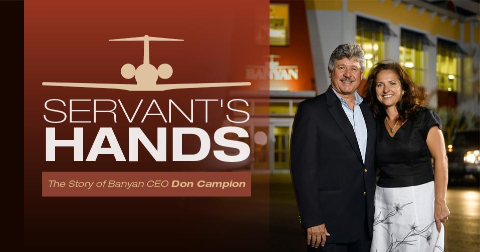 Don Campion: Servant's Hands | TwoTen Magazine
