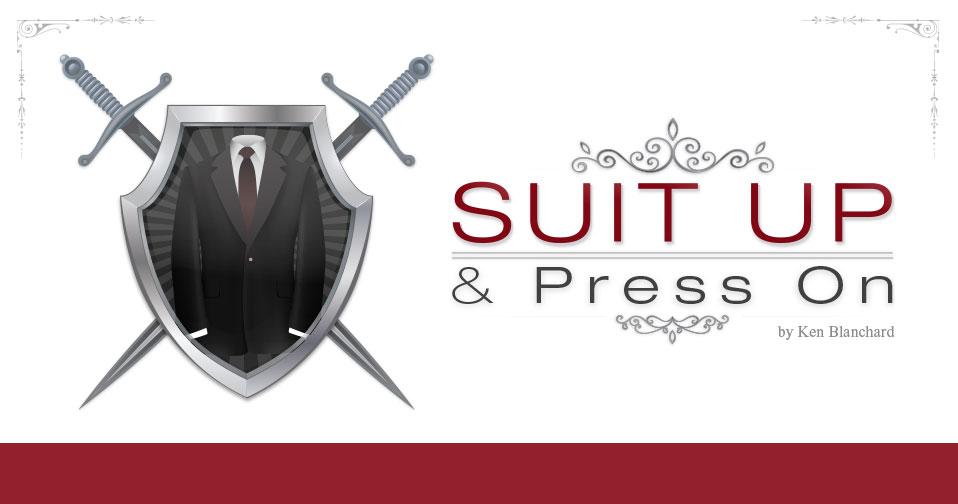 Suit Up & Press On