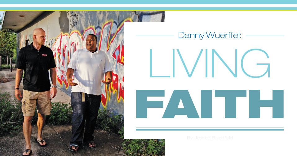 Danny Wuerffel: Living Faith