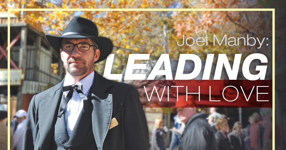 Joel Manby: Leading With Love