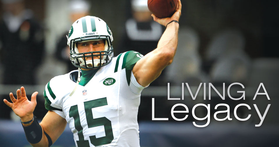 Tim Tebow: Living A Legacy