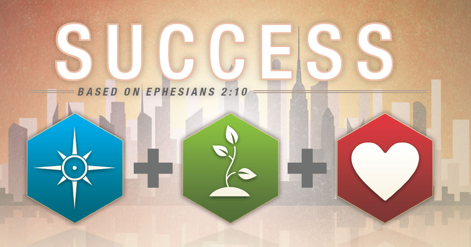 Success Based On Ephesians 2:10