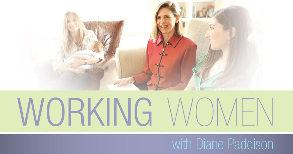 Working Women with Diane Paddison