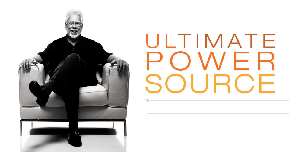 Ultimate Power Source: Norm Miller