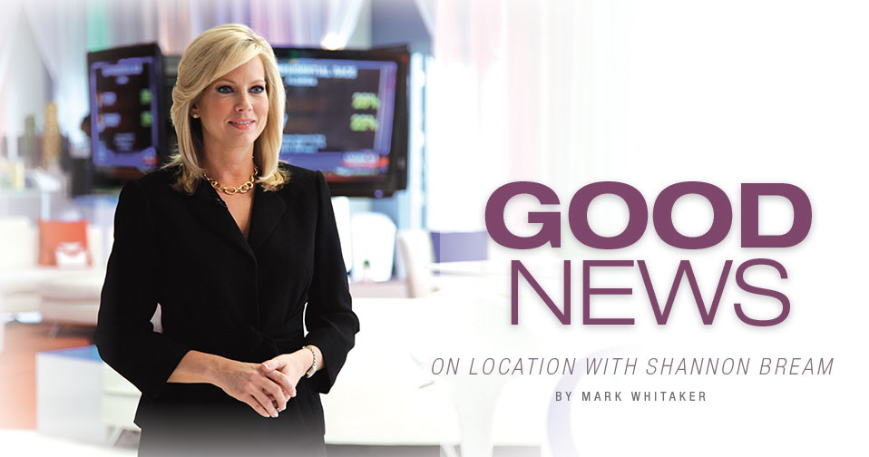 On Location With Shannon Bream