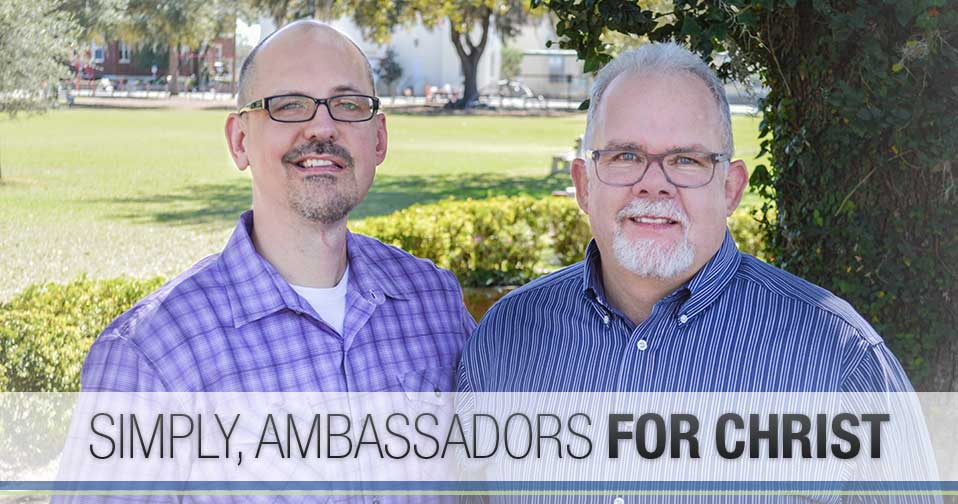 Simply, Ambassadors For Christ