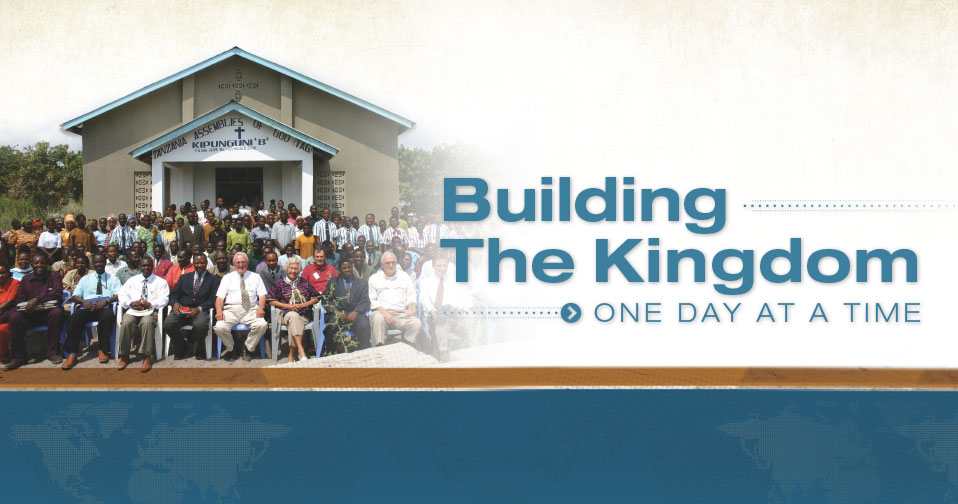 Building the Kingdom One Day at a Time